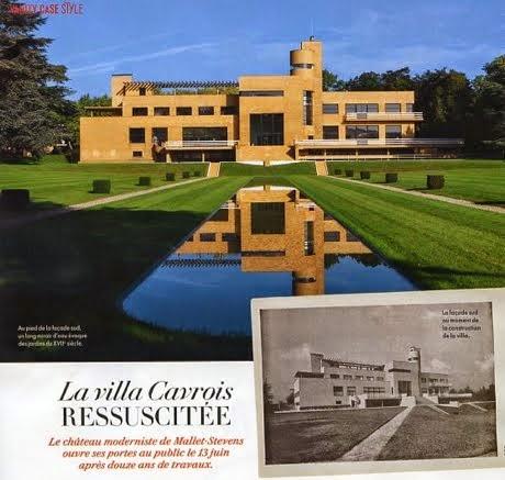 La villa ressuscitée