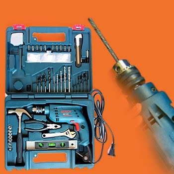 Bosch GSB 13 RE Tool Kit | Bosch GSB 13 RE Online, India - Pumpkart.com