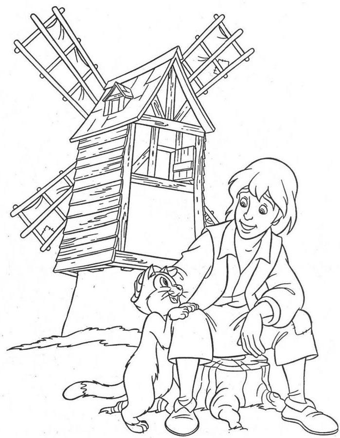 Encantador Princesa Gato Para Colorear Inspiración - Dibujos Para ...