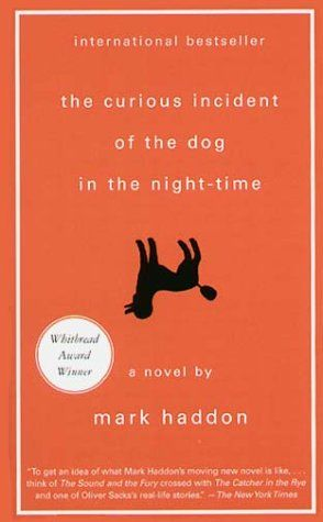 a review of the curious incident of the dog in the night time a novel by mark haddon The curious incident of the dog in the night-time pulled from school reading   the novel by mark haddon is about a 15-year-old boy, with.