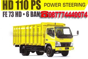 MITSUBISHI - FE 73 HD 110 PS 6 BAN,BAK KAYU