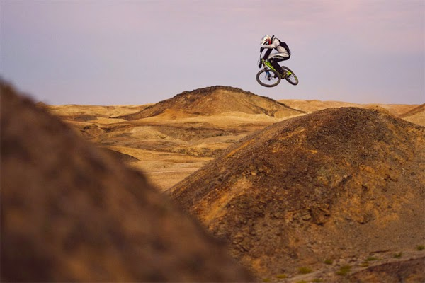 Into The Dirt: Namibia