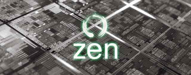 процессор AMD ZEN