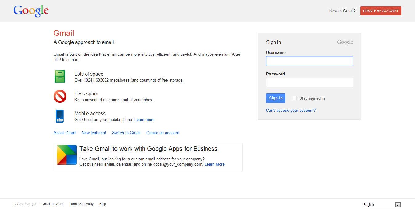 Daftar Gmail Indonesia   Cara Mudah Membuat Email Gratis