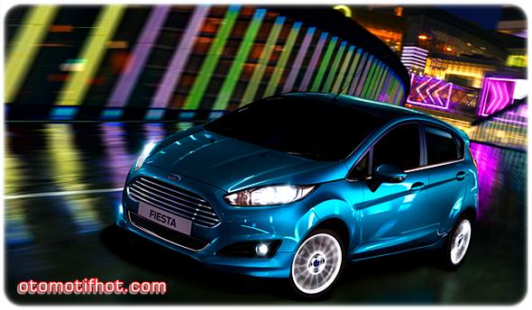 Harga Ford Fiesta 2015