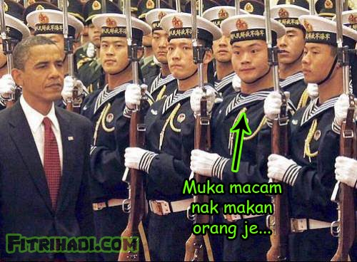 gambar obama diserang sakit sick photo image