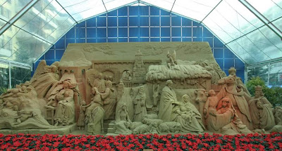 Jesolo Nativity Sand