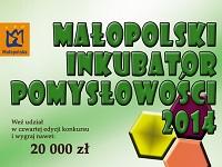 Małopolski Inkubator Pomyslowości - logo