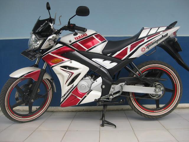 Modif Yamaha Rk