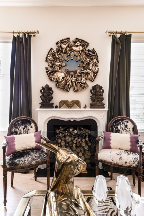 fashionable fireplaces | At Home Arkansas
