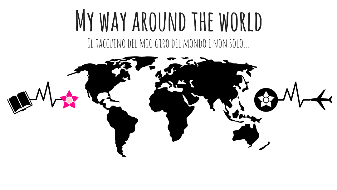 My way around the world