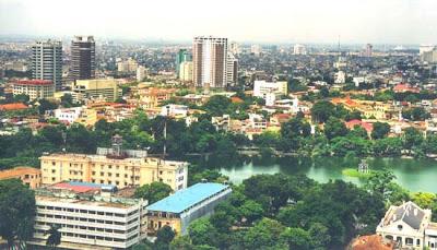 Hanoi City _ Vietnam