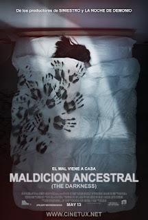 Maldición Ancestral / La oscuridad Poster