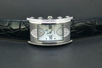 CZ Diamond Setting Watch