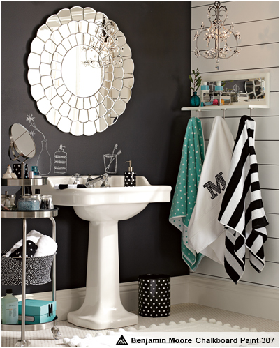 Key interiors by shinay teen girls bathroom ideas for Cute bathroom ideas