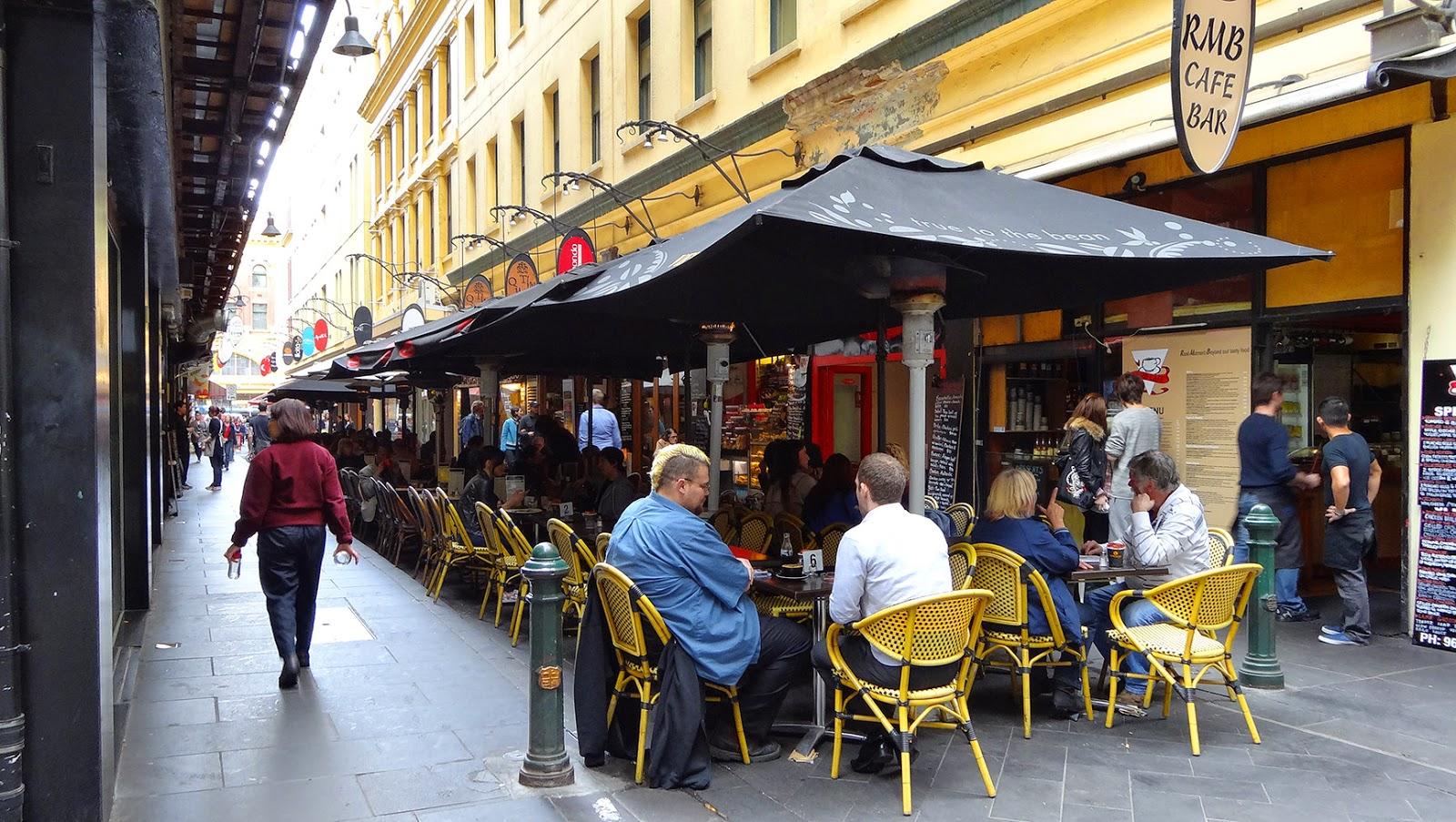 Black jack cafe port melbourne