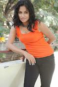 Actress Vrushali Sizzling Photo shoot-thumbnail-11