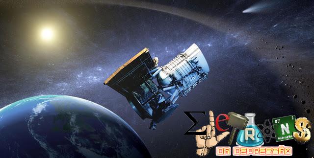 O primeiro objeto feito pelo homem a sair do sistema solar!
