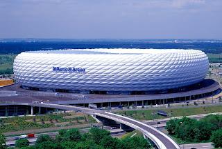 Ribery Bangun Masjid di Allianz Arena