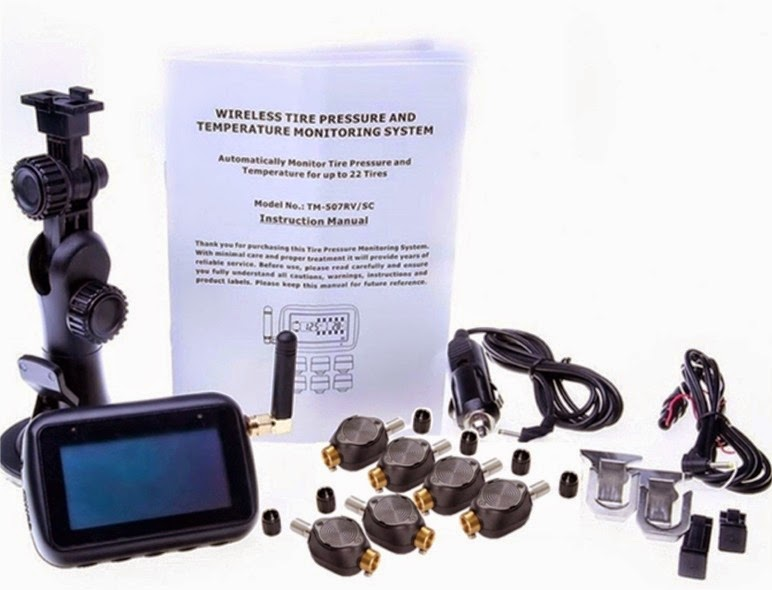 TST Tire Pressure Monitoring System