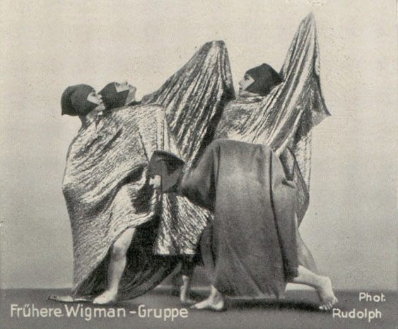 mary wigman This article investigates hexentanz (witch dance) – mary wigman's signature  work – in the context of the radically changing political and ideological.