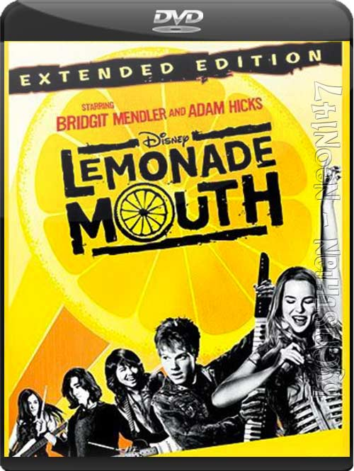Lemonade Mouth (Subtitulos Español) (DVDRip) (2011)