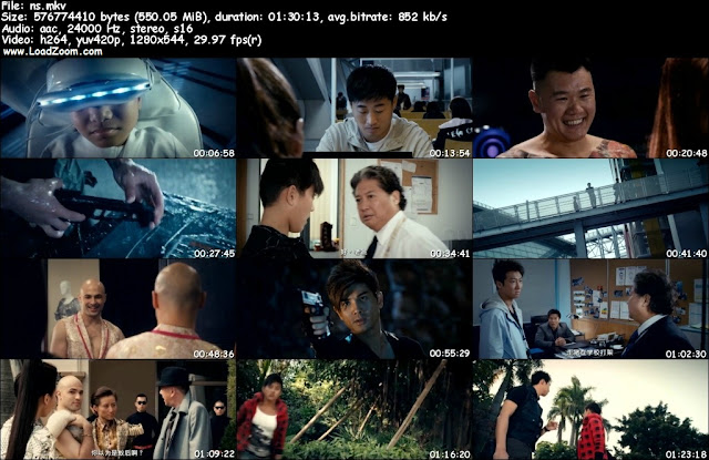 Naked Soldier (2012) WEBRip 720p 550MB