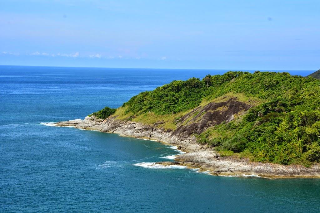 Promthep Cape Phuket ocean