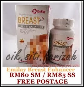 EMILAY BREAST ENHANCER BARU