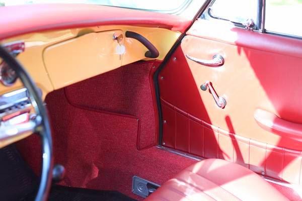 1964 porsche 356c coupe full restoration auto restorationice. Black Bedroom Furniture Sets. Home Design Ideas