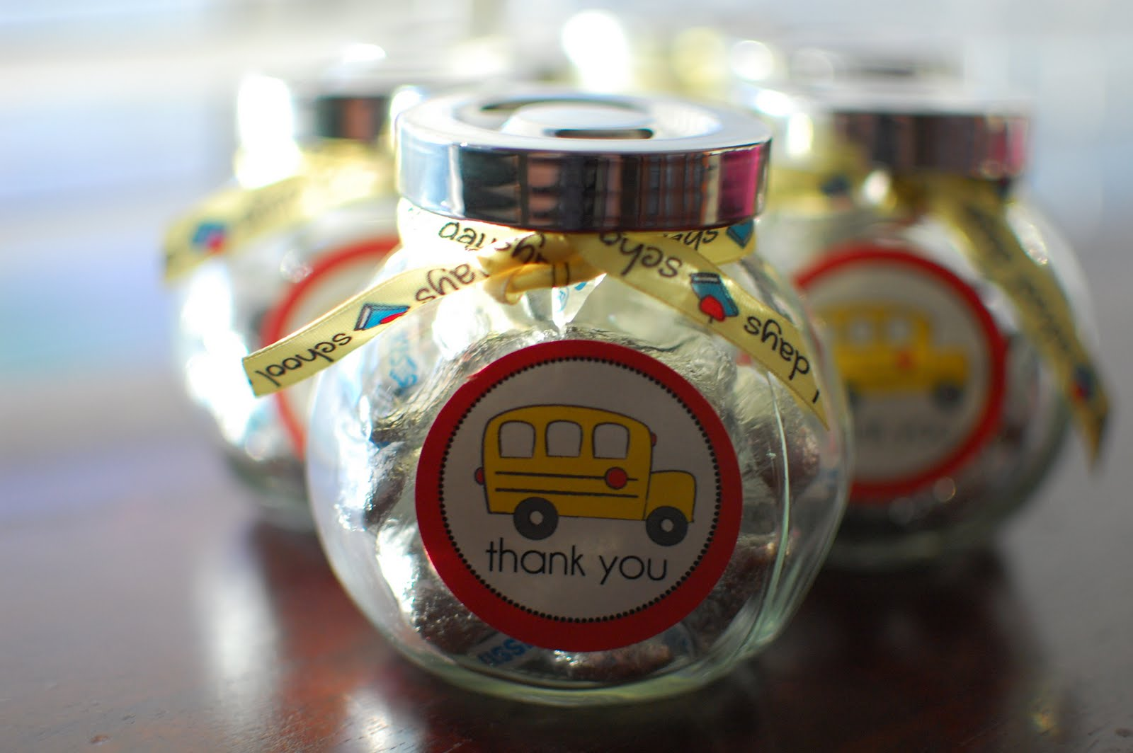hershey kisses teacher appreciation gifts