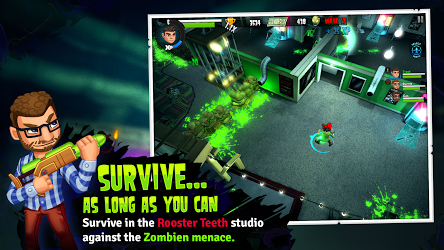 Rooster Teeth vs. Zombiens Apk Obb Android