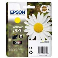 Cartucho Epson T1814 tinta amarillo XL