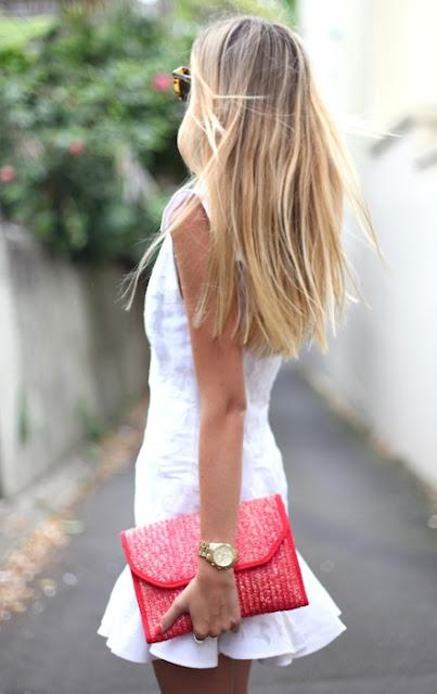 фото блондиночки