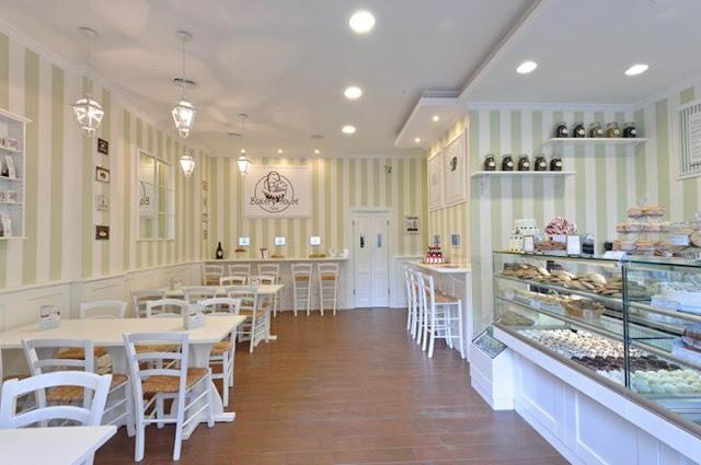 buenos días Roma - Bakery House, la bakery romana