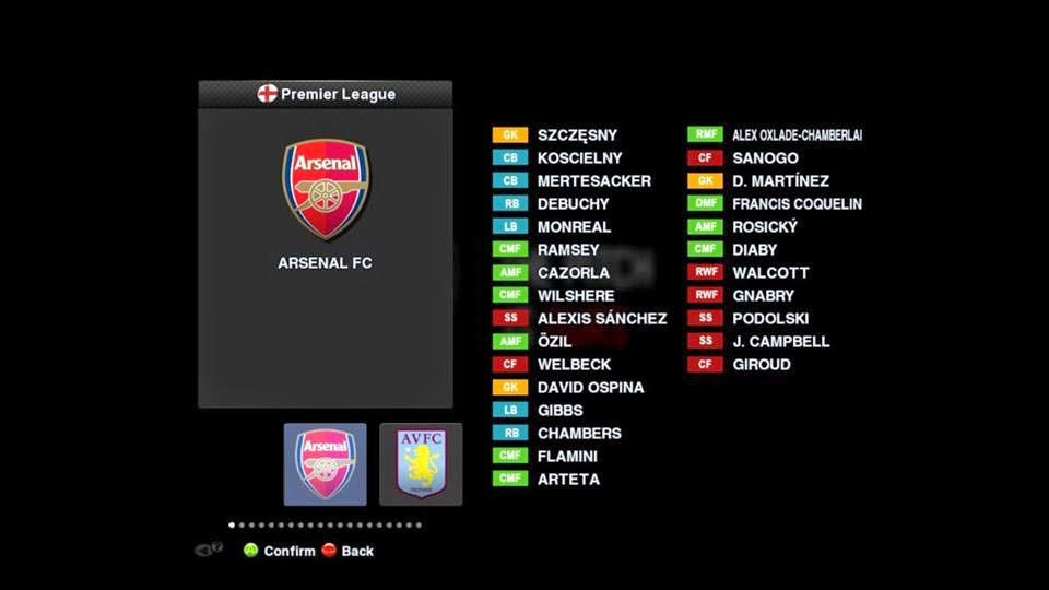 SUN-Patch 2013 version 4.0 for PES 2013 + Option File 04/10/2014 by ...