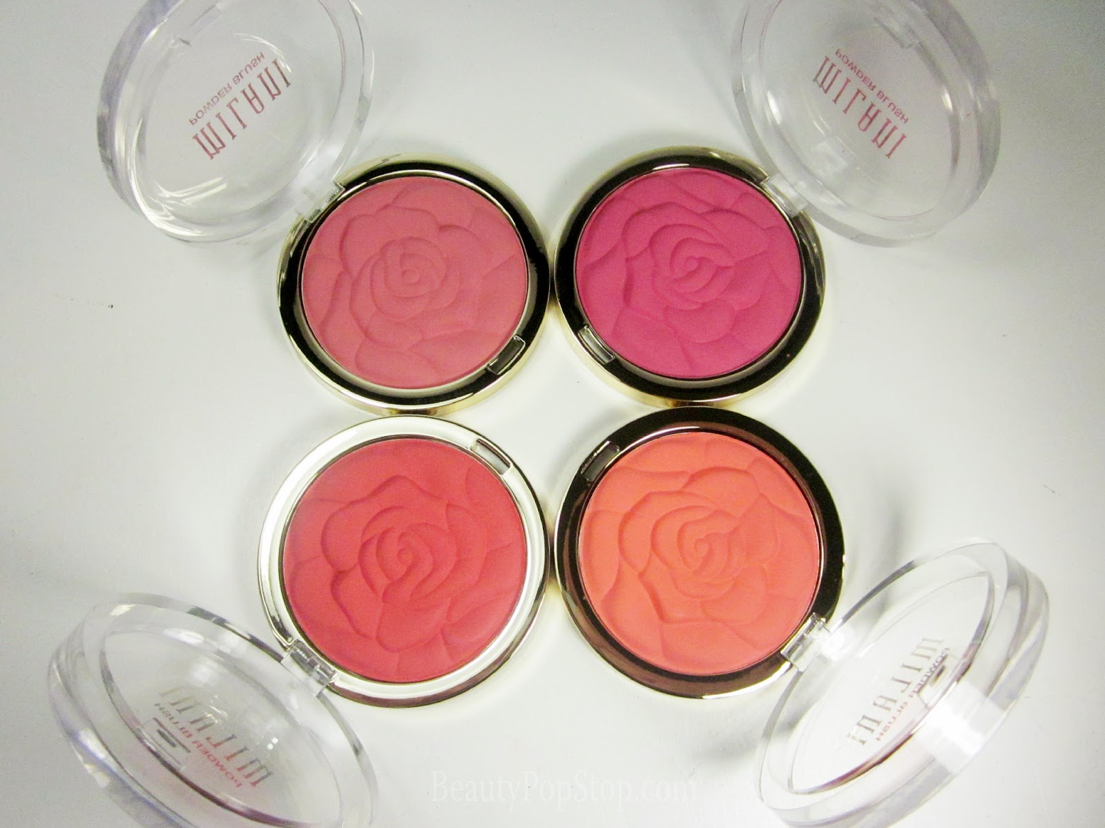 milani coming up roses swatches and review limited edition spring 2014