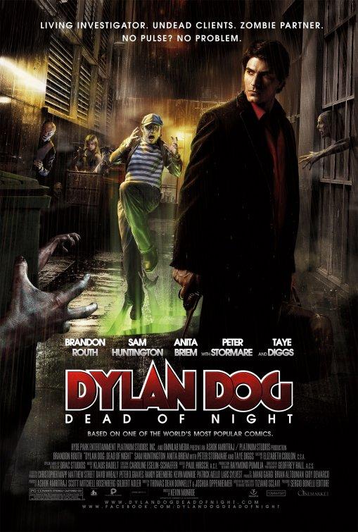 Poster de Dylan Dog