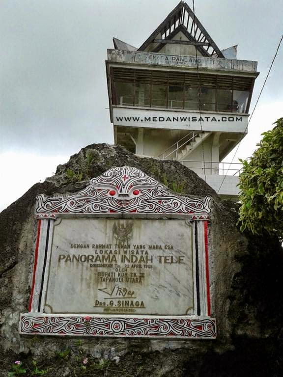 Menara Pandang Tele Samosir