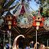 Carrousel Jules Verne - Parc de Monceau