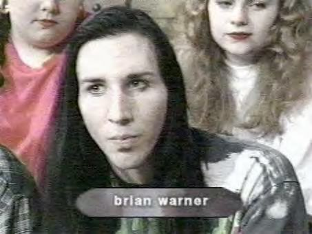 marilyn manson with no makeup. marilyn without make up