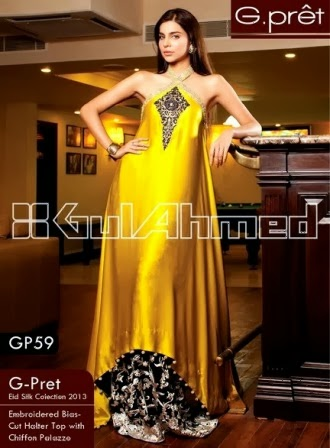 Gul Ahmed Dresses for Parties