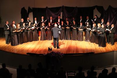 Μάγεψε το κοινό του Ωραιοκάστρου η Κρατική Χορωδία Δωματίου της Αρμενίας