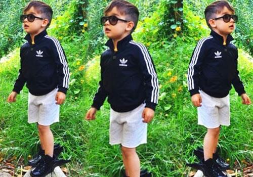Fashion Baju Keren Anak Laki Laki