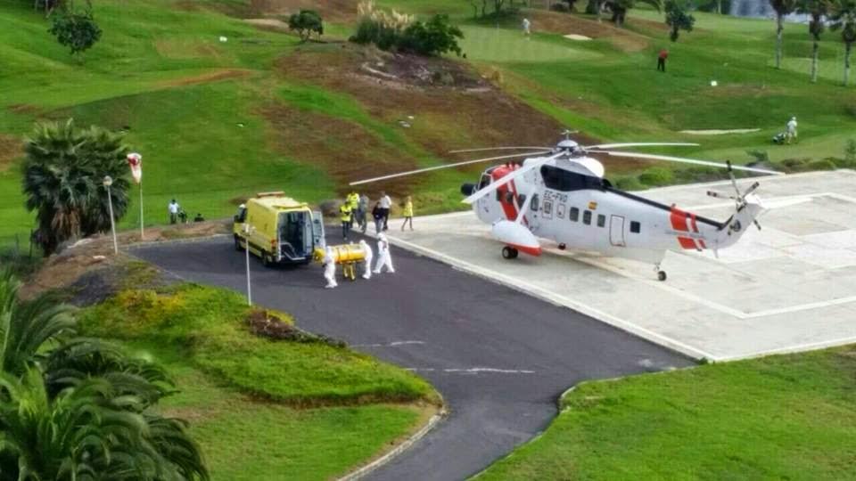 No hay contagios de ébola en ningún hospital de Canarias
