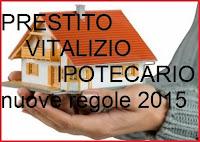 come funziona il prestito vitalizio ipotecario