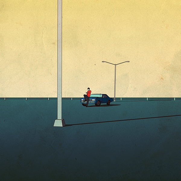©Eric Petersen - In the Middle of the Day. Ilustración | Illustration