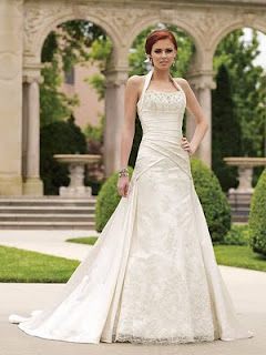 Luxury White Dress Wedding