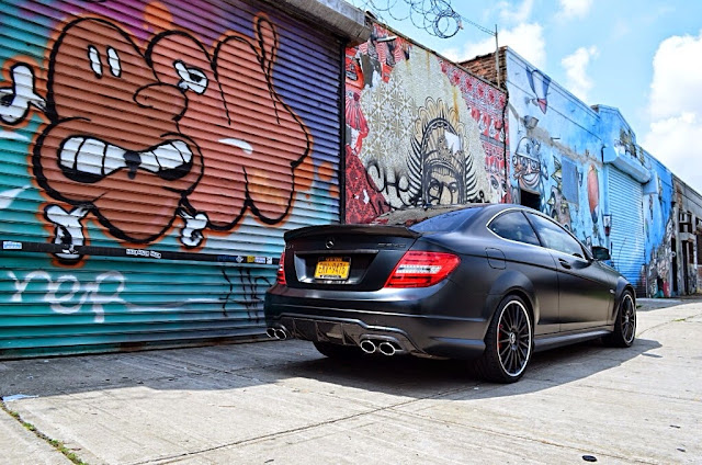 mercedes 204 c63 amg edition 1 custom