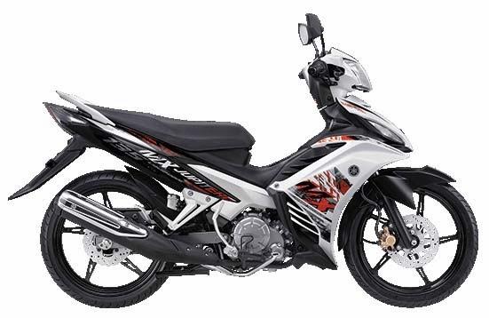 Specs dan Harga Yamaha New Jupiter MX 2014